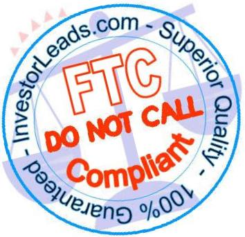 FTC Do Not Call Complient